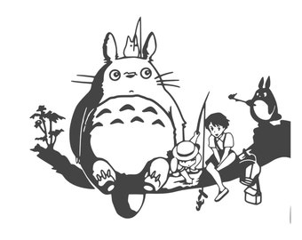 Anime Bumper Sticker Etsy