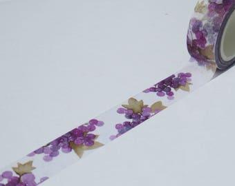 Grapes Washi Masking Tape