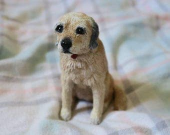 Personal Handcrafted Figure of your Furry Friend