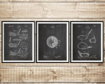 Golf Art Decor, Patent Print Group, Golf Wall Print, Golf Art Poster, Vintage Golf Art, Golf Blueprint, Golf Decorations, INSTANT DOWNLOAD