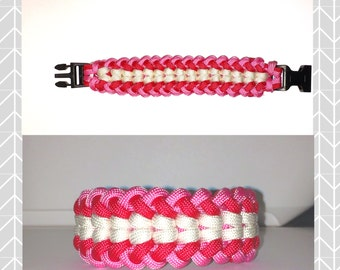 Modified Sanctified Paracord Bracelet, Custom Paracord Bracelet, Paracord Bracelet, Woven Bracelet, Custom Gifts