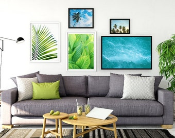 Beach Print, Ocean Waves Decor, Coastal,Wall Art, Turquoise Blue, Aqua Abstract, Gift, Ocean Water Print,Coastal Wall Art, Printable Art,Sea