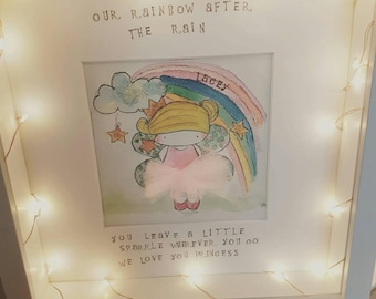 light up fairy print