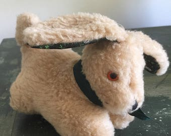 Vintage soft toy rabbit