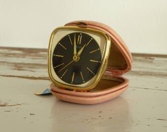 Mauthe clock lovely travel clock alarm clock vintage beautiful design