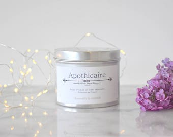 Candle apothecary SENSUALITY & INTIMACY