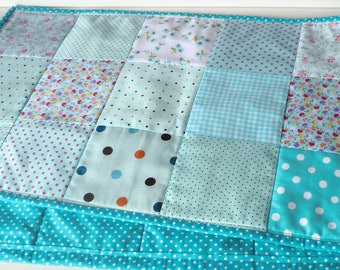 Quilted Patchwork Table Runner