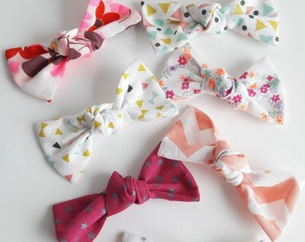 Fabric strips to the choice - hair accessory