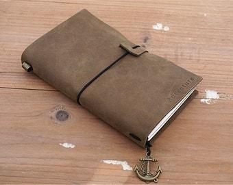 Personalized mens gift for men leather journal mens journal groomsmen gift husband gift boyfriend gift for him anniversary gift for mens dad