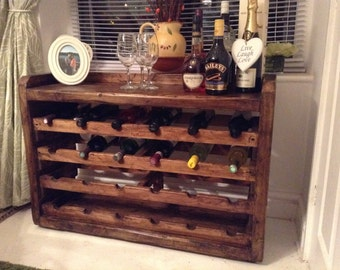La Royale a 24 bottle wine rack