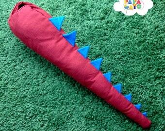 Tail of dinosaur or Dragon
