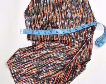 Fabric destash, jazz dance costume fabric, swimwear fabric