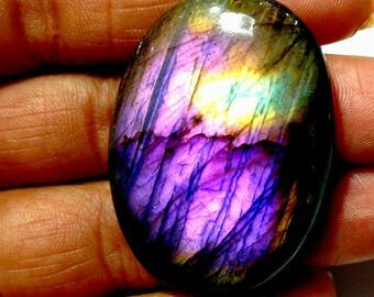 labradorite cabochon high quality are available in 45 usd 14.01 gm GM329