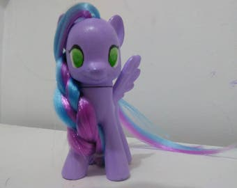 Customized pony pastel paint