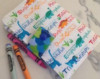 Deluxe Crayon wallets