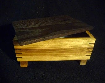 Red Oak Box