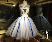 Fairy Tutu Dresses  R2D2 Dress  Star Wars Dress  Cosplay Tutu Dresses  Kids Party Dresses  Toddler Dress  Girls Star Wars Dress