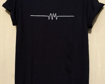 Arctic Monkeys AM wavelength T-Shirt