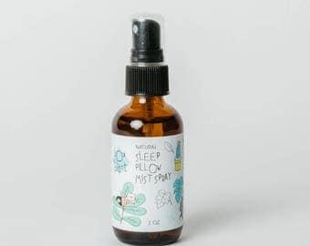 Sleep Pillow Mist Spray - Sleep Mist - Essential Oil Spray - Sleep Aid