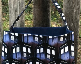Doctor Who Easter Basket Gift Basket