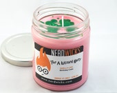 Yer a Wizard Harry - Harry Potter Inspired Candles - Birthday Cake Scented