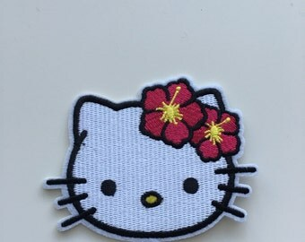 "Cartoon "" Hello Kitty"" Clothing Patch"