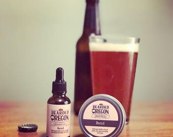 Beer Infused Beard Oil from Oregon