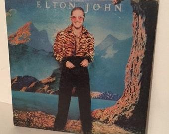 Elton John, Caribou, Used Vinyl, LP