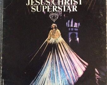 Jesus Christ Superstar by the Original Broadway Cast LP