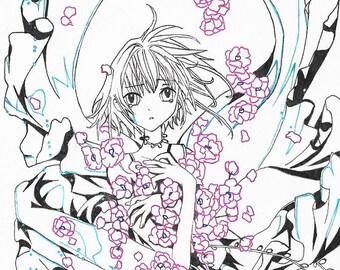 Tsubasa Sakura Anime