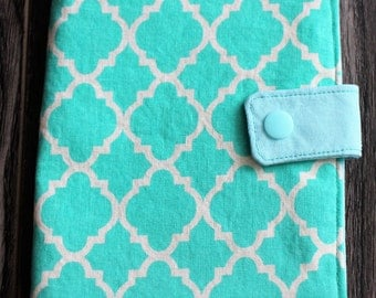 Teal On the go coloring case