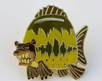 Sea-Bear Soft Enamel Spongebob Pin