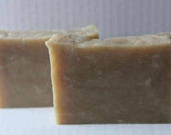 Homemade Autumn Apple Soap