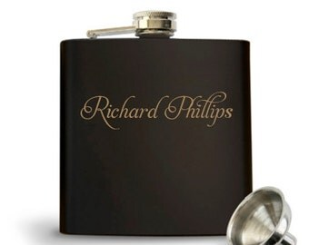 Stainless Steel Flask - 3386