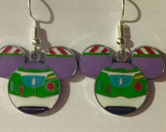 Buzz Lightyear Earrings