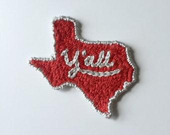Texas Y'all Patch