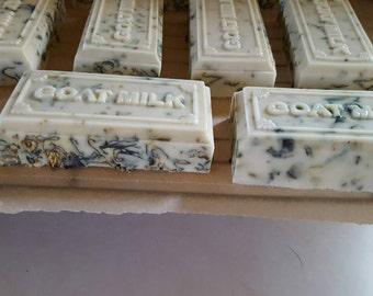 Vanilla n' rose Soap 4 oz bar