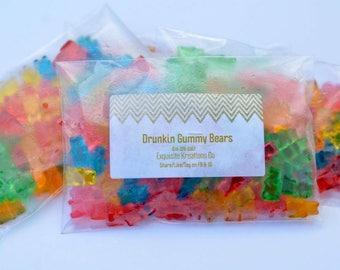 Bacardi  Apple Gummy Bears