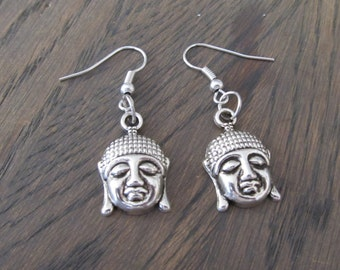 Earrings Buddha