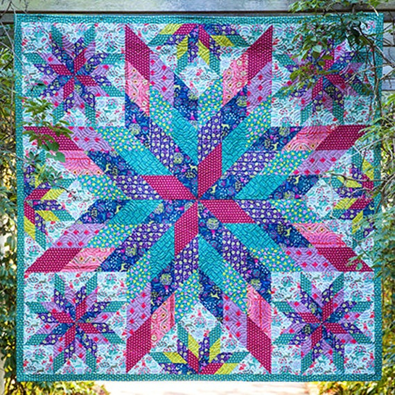 SALE** Constellation Quilt Kit featuring Splendor by Amy Butler ... : amy butler quilt kits - Adamdwight.com