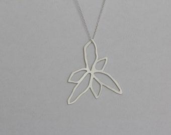 Sterling Silver Elisa Necklace - VI
