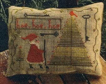 Hoe, Hoe, Hoe by Notforgotten Farm Counted Cross Stitch Pattern/Chart