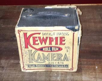 Sears and Roebuck Kewpie Kamera