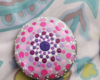 Pink & Purple Dots