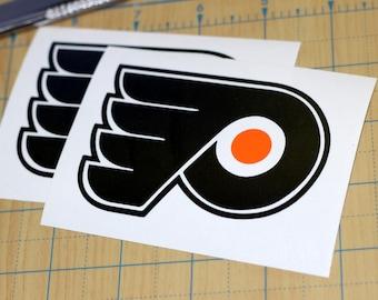 Philadelphia Flyers Sticker | Flyers Decal