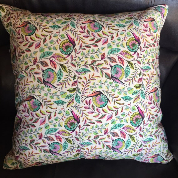 Bohemian Colorful Pillow Cover