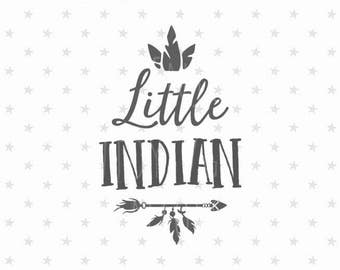 Little indian svg Feather svg Little indian svg Wild and Free Svg file Boho Feathers svg Baby SVG  Indian svg Aztec svg American Indian SVG