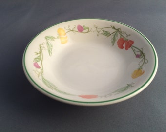 """Johnson Brothers Summer Delight 5"""" Sweet Bowl."""