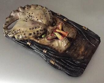 Handmade Predator Heteromorphism Horror Phone case for iPhone 5 5s 6 6s plus 7 Samsung LG