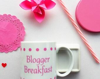 Blogger Breakfast Mug